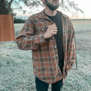 Orange Flannel
